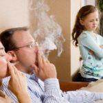Пасивне тютюнопаління у дитячому віці