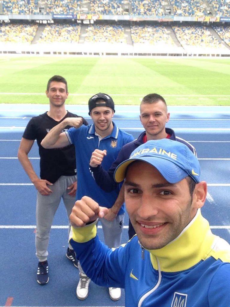 Студент БДМУ отримав звання Майстер спорту України з легкої атлетики