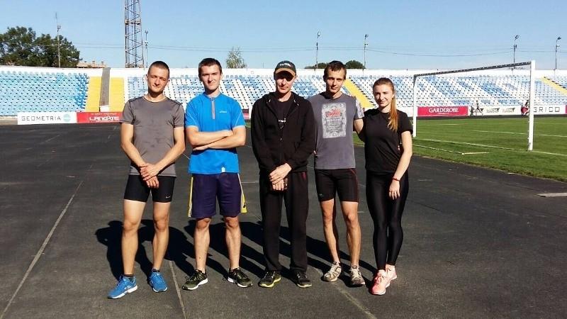 Студенти-медики - переможці чемпіонату області з легкої атлетики