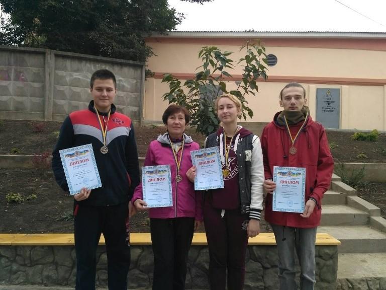 Представники БДМУ – призери міських змагань зі спортивного орієнтування