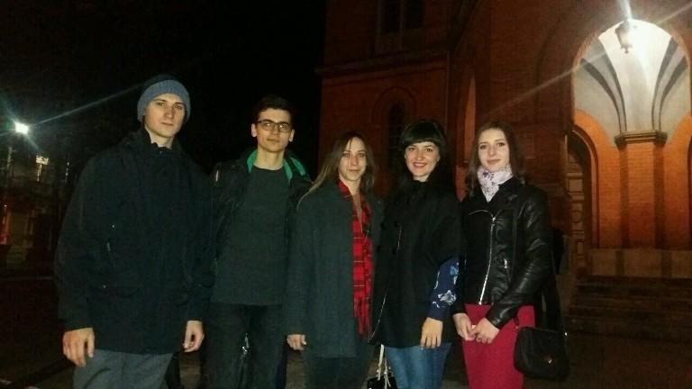 Студенти БДМУ відвідали концерт відомого органіста Сальваторе Пронесті