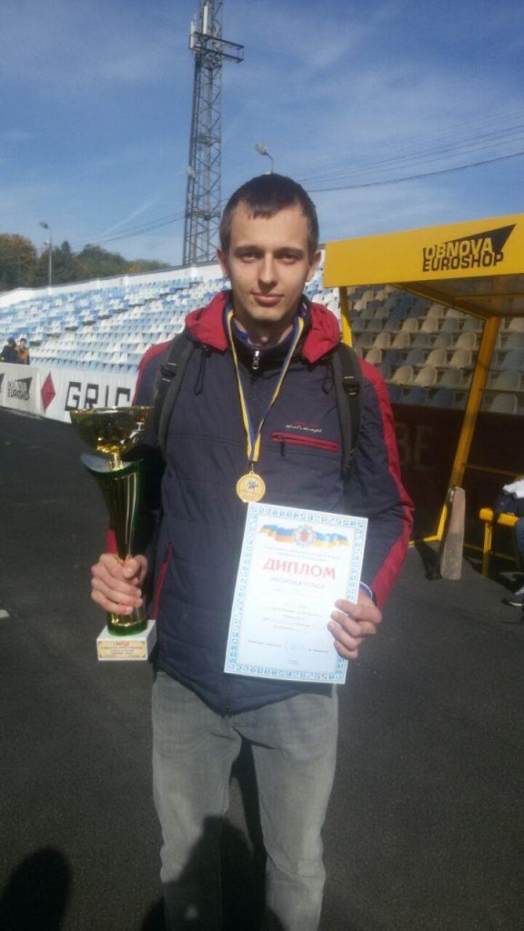 Студент БДМУ – переможець змагання «Ратуша 2017»