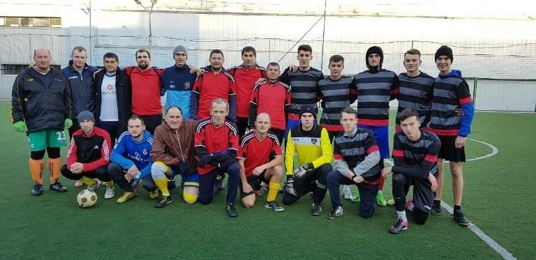 Студентська збірна БДМУ виграла благодійні змагання по футболу