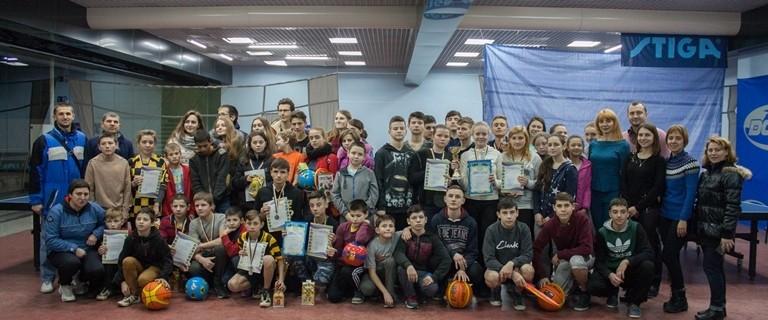Співробітники БДМУ зорганізували змагання до Дня Святого Миколая