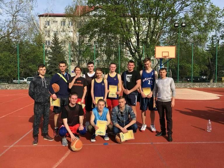 Змагання зі стрітболу