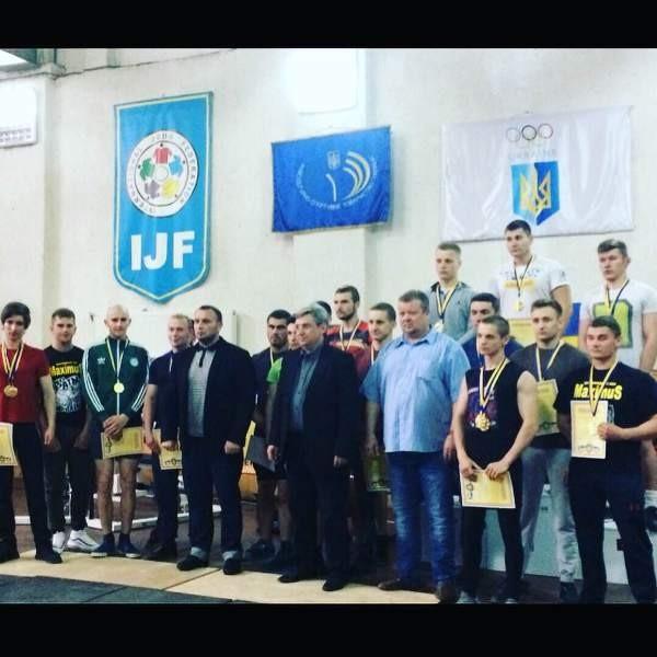 Здобутки спортсменів БДМУ на Чемпіонаті з пауерліфтингу
