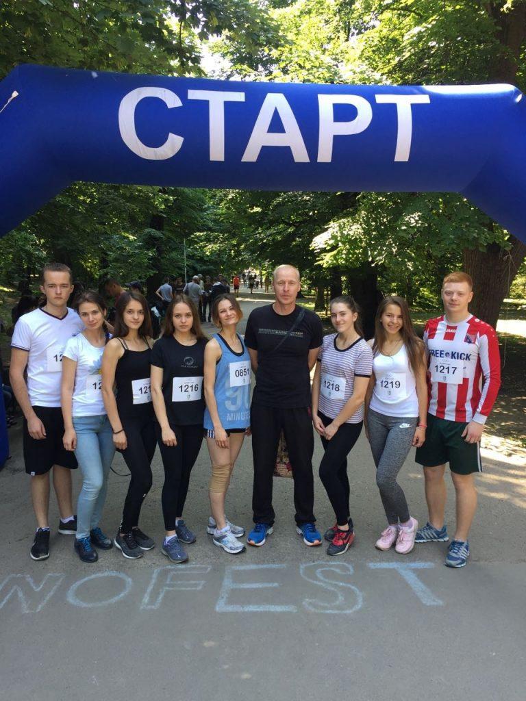 Студенти БДМУ взяли участь у «Зеленій милі»