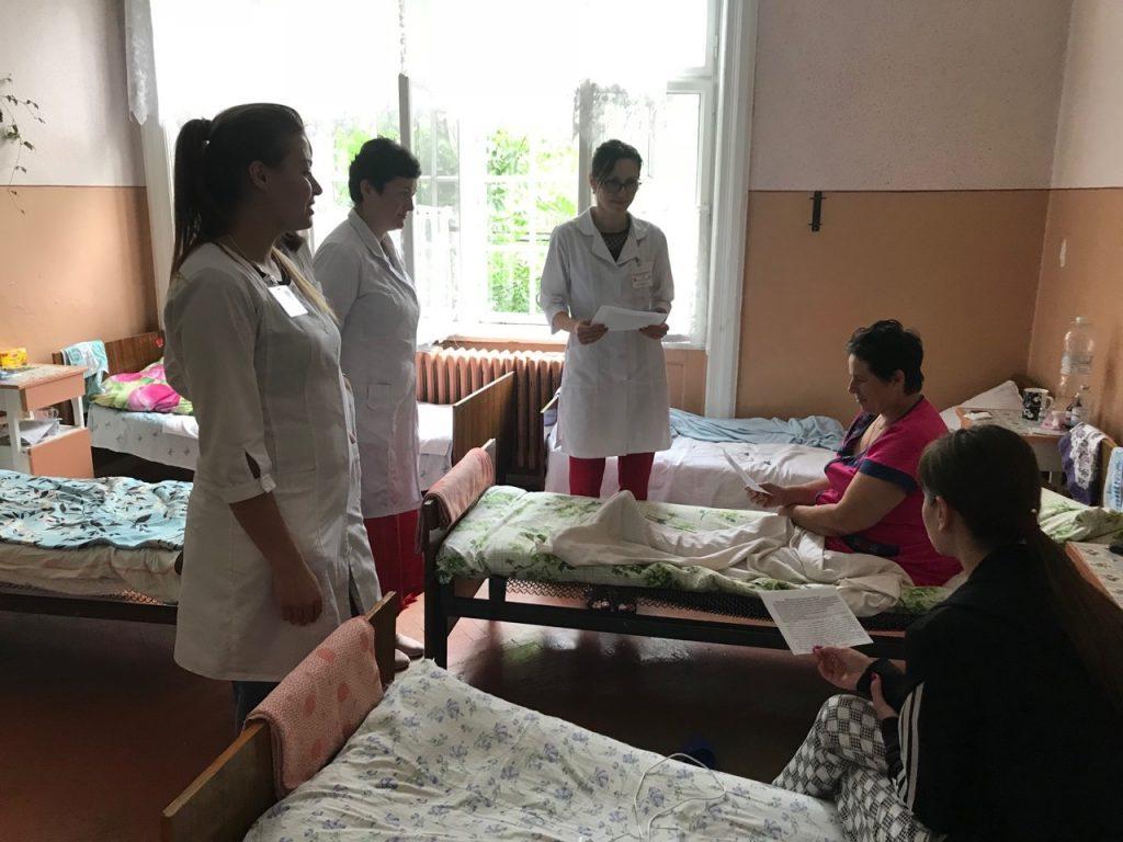 У БДМУ провели акцію «Небезпека папіломавірусної інфекції»
