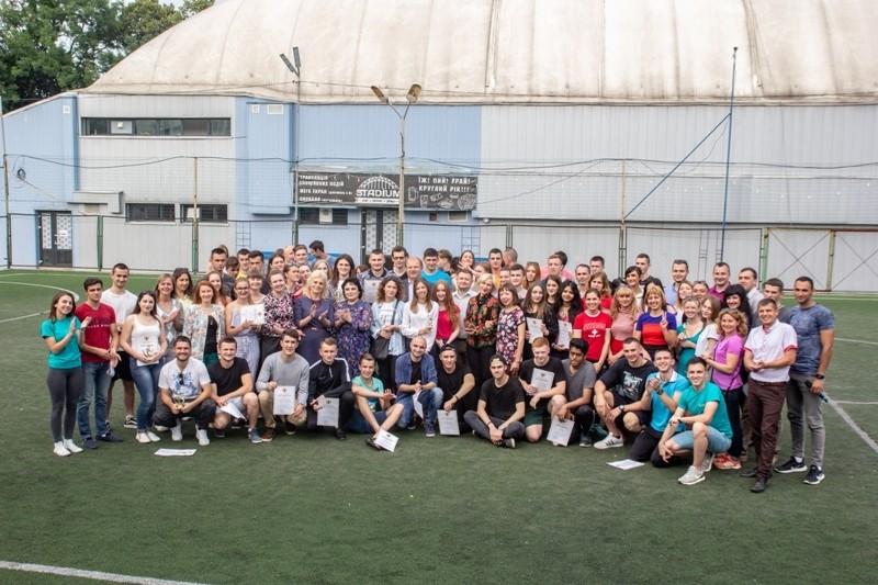 У БДМУ привітали кращих студентів-спортсменів