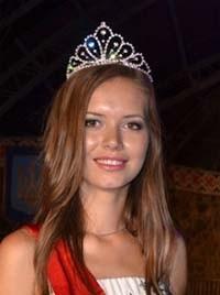 Найкрасивіша студентка України вчиться у Буковинському державному медичному університеті