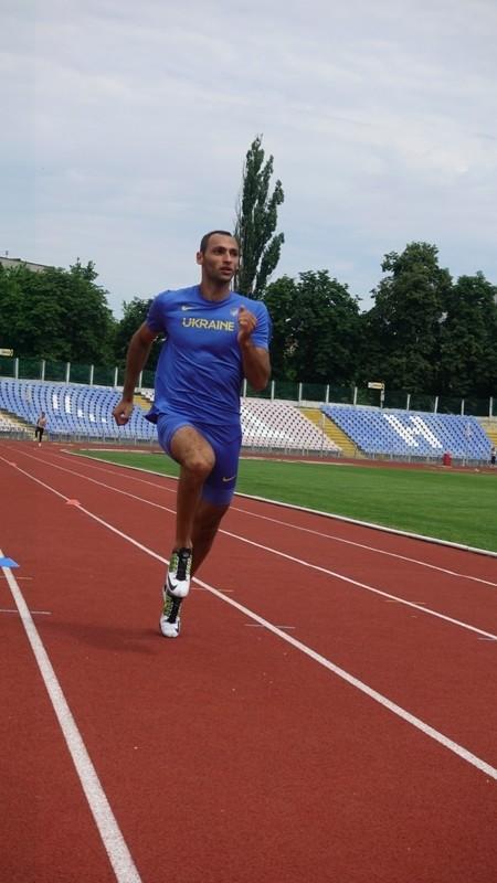 Викладач БДМУ отримав срібло на чемпіонаті України з легкої атлетики