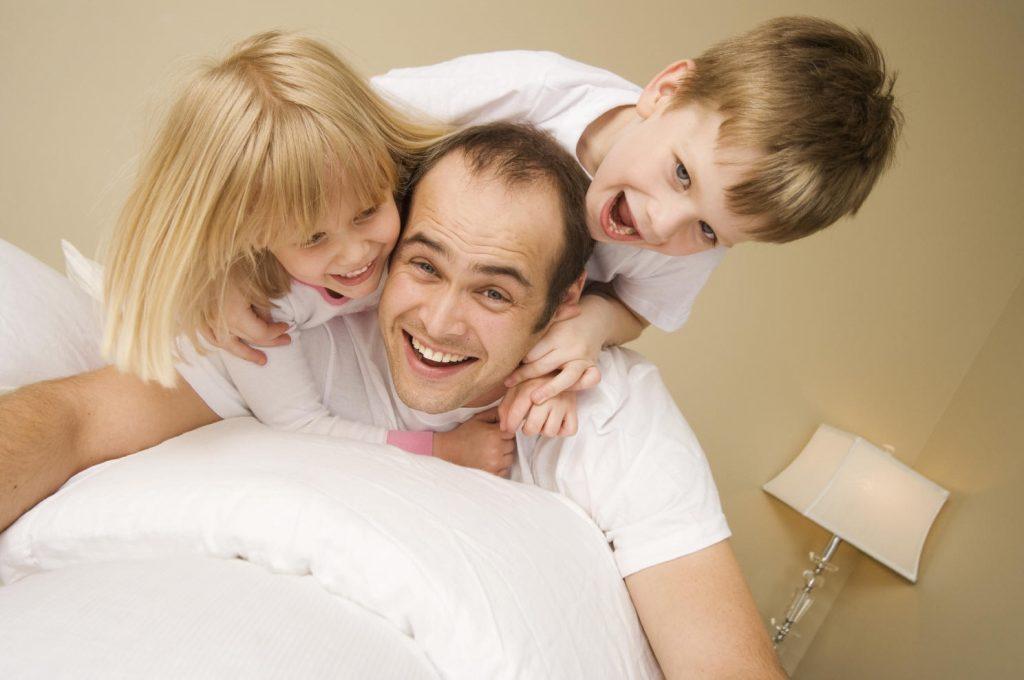 Психологічна роль батька у вихованні дитини