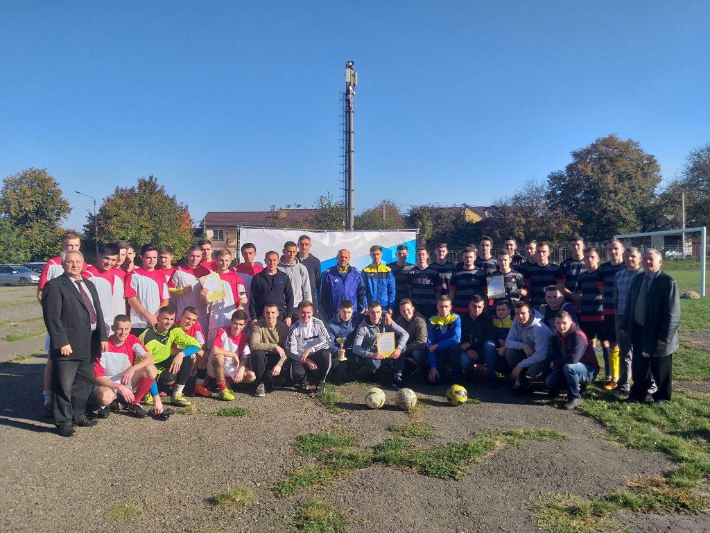 Збірна БДМУ з футболу гідно виступили в Обласних спортивних іграх