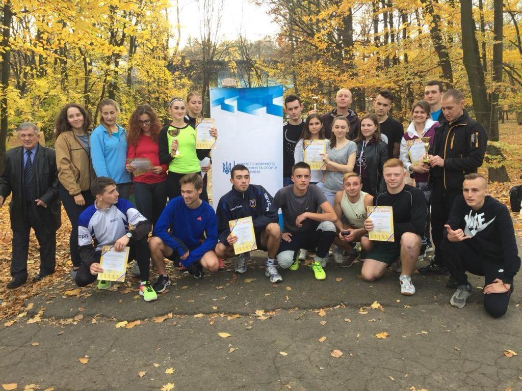 Перемоги легкоатлетів БДМУ
