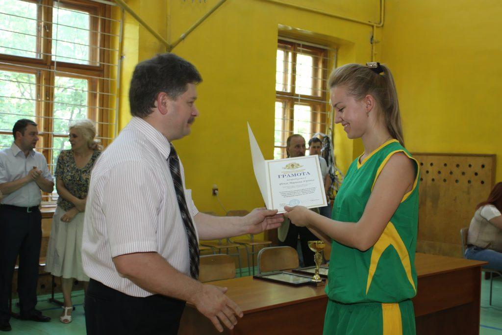 Кращі спортсмени БДМУ отримали заслужені нагороди