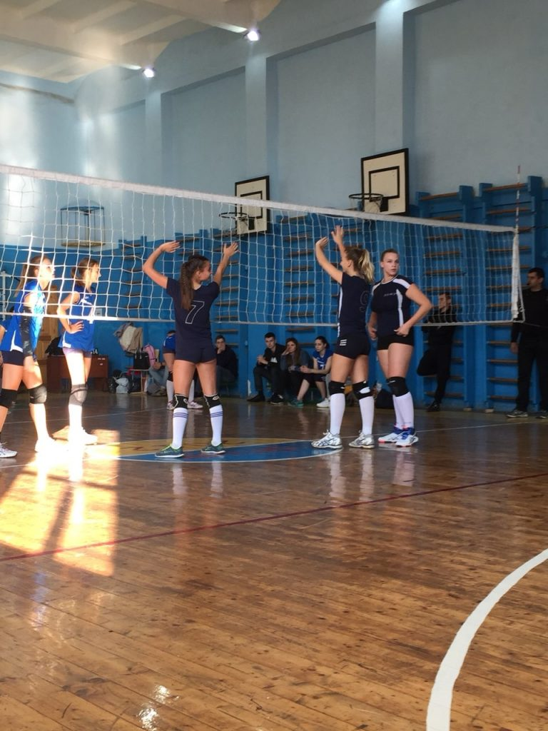 Збірні з волейболу БДМУ – у трійці лідерів обласних змагань
