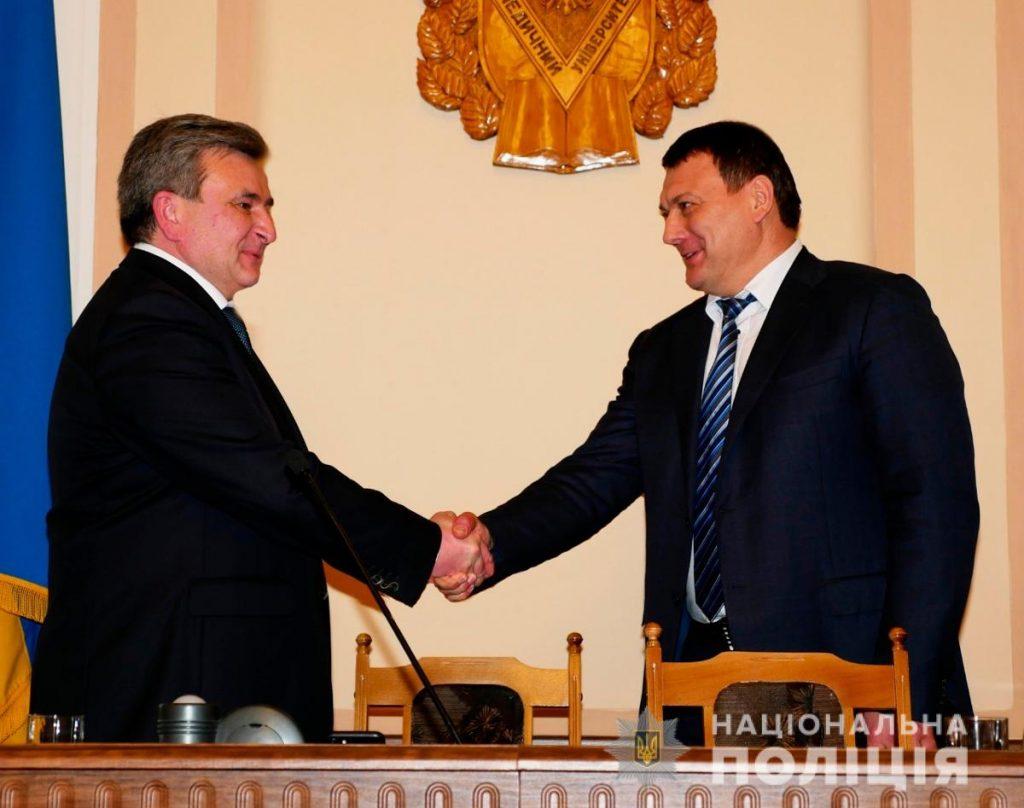 Співпраця БДМУ та Національної Поліції України