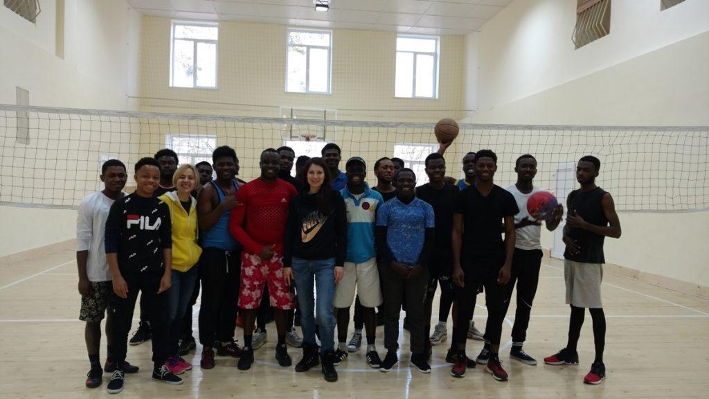 Студенти БДМУ зорганізували спортивне свято