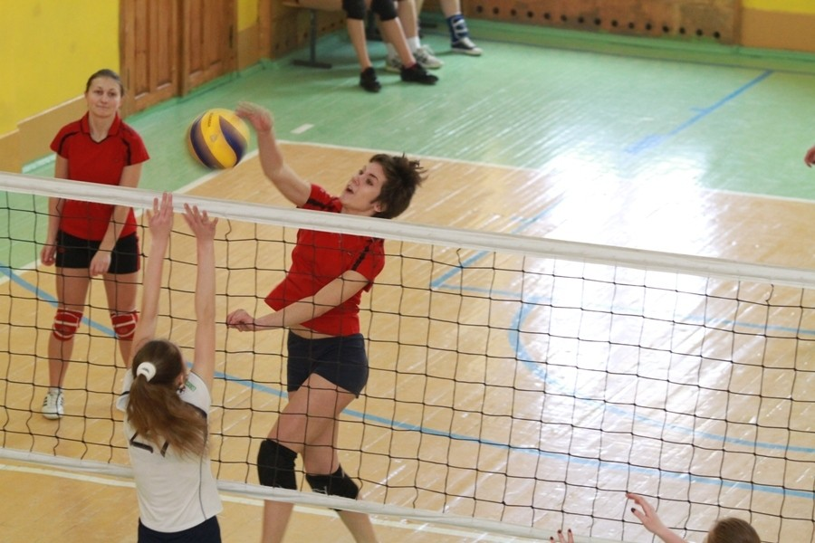 Університетський волейбольний турнір