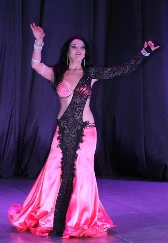 Студентка БДМУ перемогла у міжнародному конкурсі зі східних танців