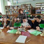 Викладач БДМУ провела тренінг для школярів області як правильно обрати професію