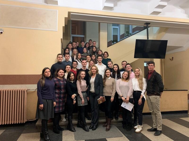 Проект Ради Студентського наукового товариства БДМУ «Школа молодого науковця» продовжує роботу.