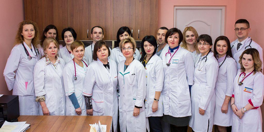 Педіатрії та дитячих інфекційних хвороб