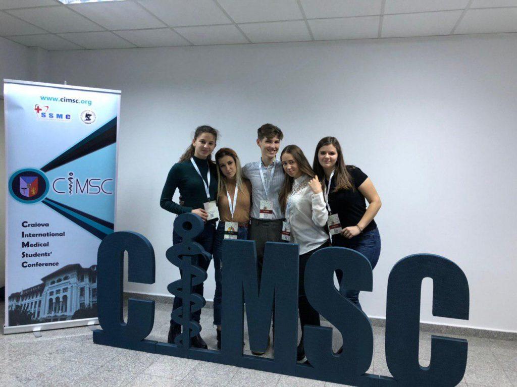Студенти БДМУ взяли участь у науковому форумі в Румунії