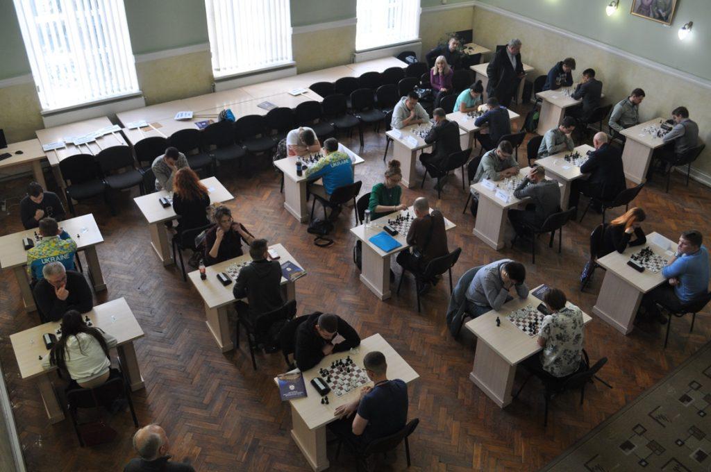 Команда БДМУ взяла участь у IV чемпіонаті України з шахів