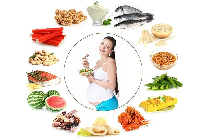 Здорове харчування під час вагітності