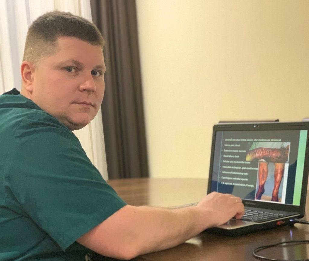 Хірургія онлайн
