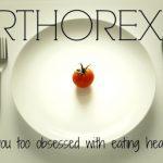 Нервова Орторексія