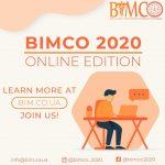 В БДМУ стартував один із найбільших наукових форумів України та Східної Європи BIMCO 2020 ONLINE