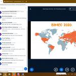 Завершив роботу конгрес BIMCO 2020 ONLINE