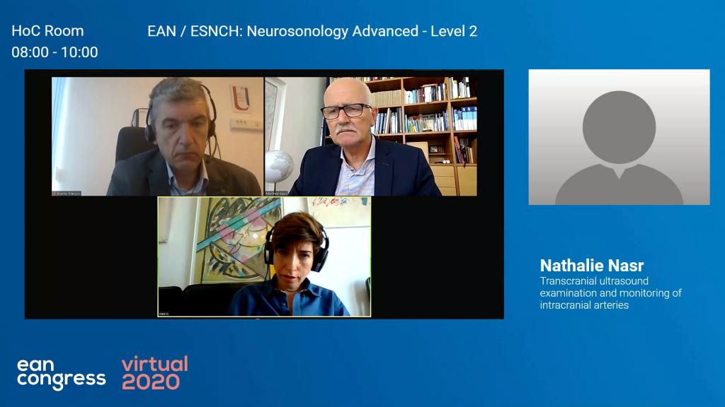 Співробітники БДМУ відвідали Віртуальний конгрес Європейської академії неврологів