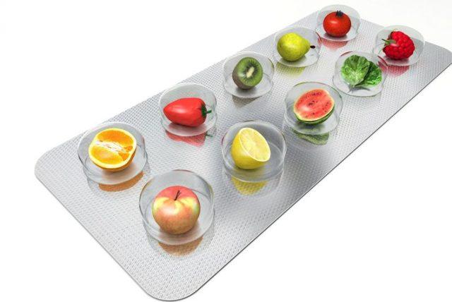 Роль вітамінів та джерело їх отримання
