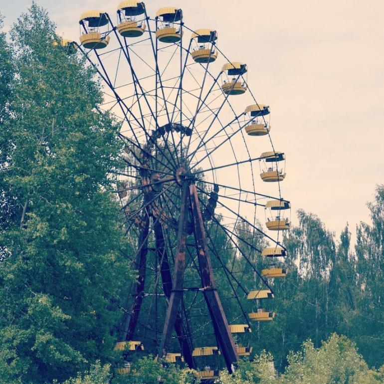 Чорнобіль35. Роковини екологічної катастрофи