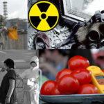 Інформація про наслідки радіаційних катастроф