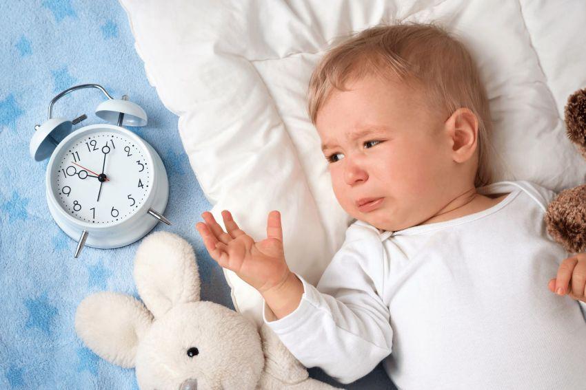 Розлади сну в дитячому віці