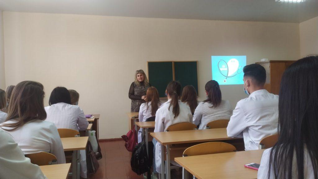 В БДМУ відзначили Міжнародний день медичної сестри