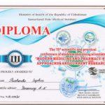 Роботу студентки фармацевтичного факультету відзначили на Міжнародному форумі