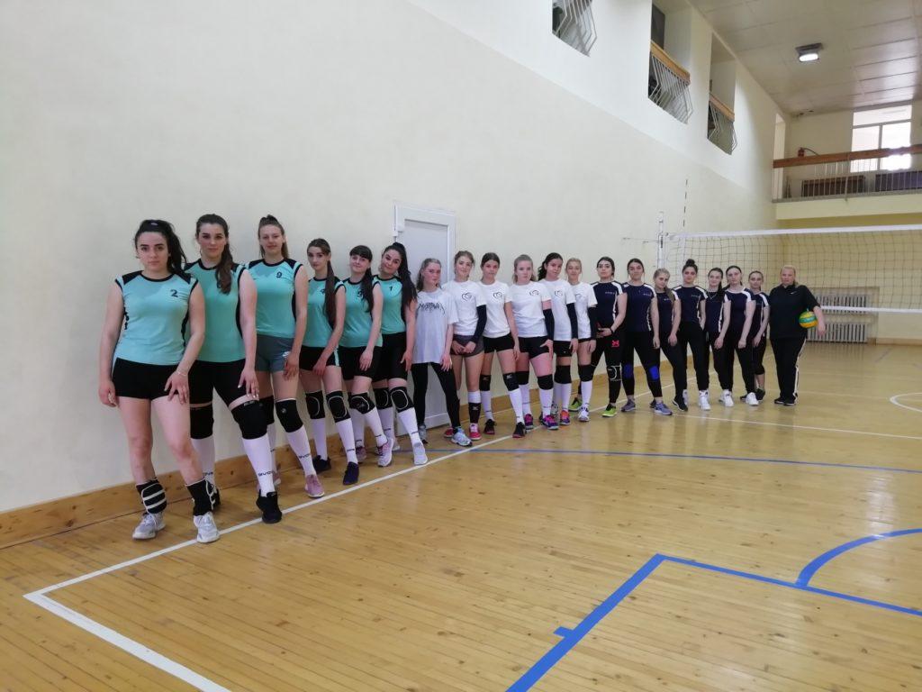 В БДМУ пройшов волейбольний турнір