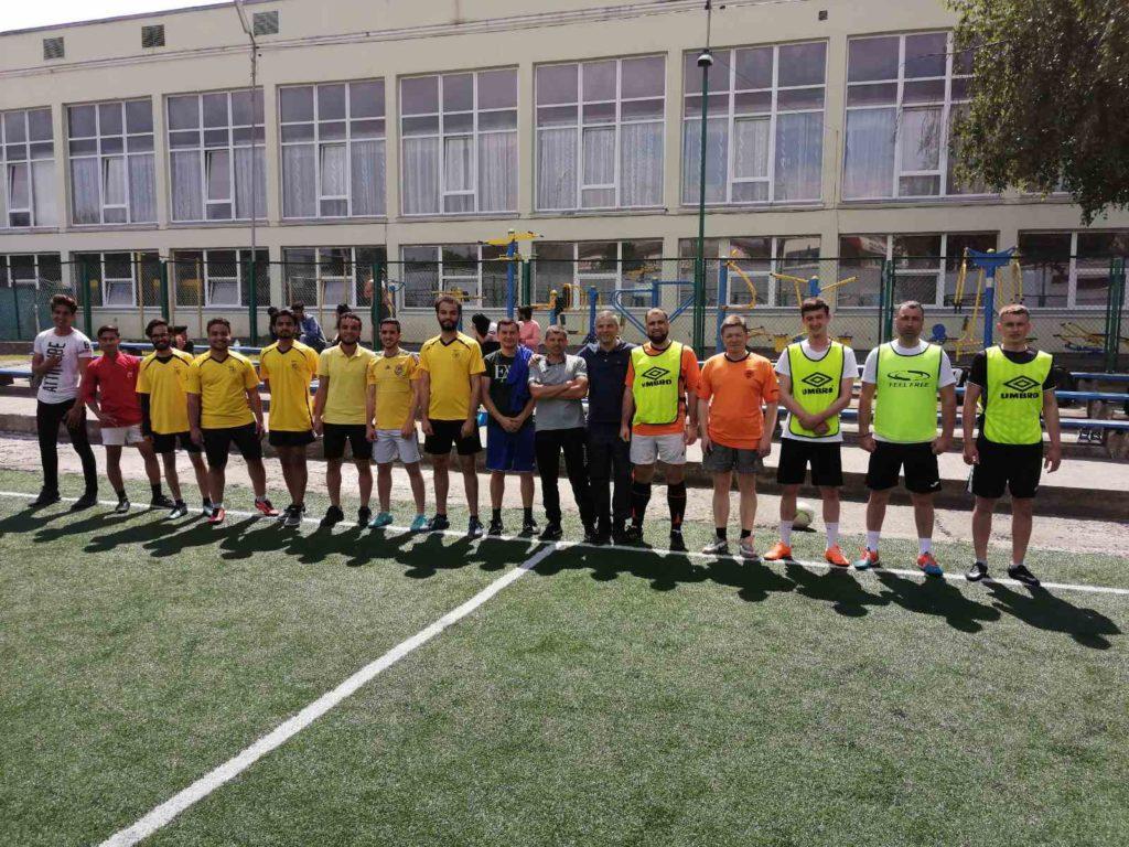 Заголовок: В БДМУ провели спортивний турнір з нагоди Дня медичного працівника
