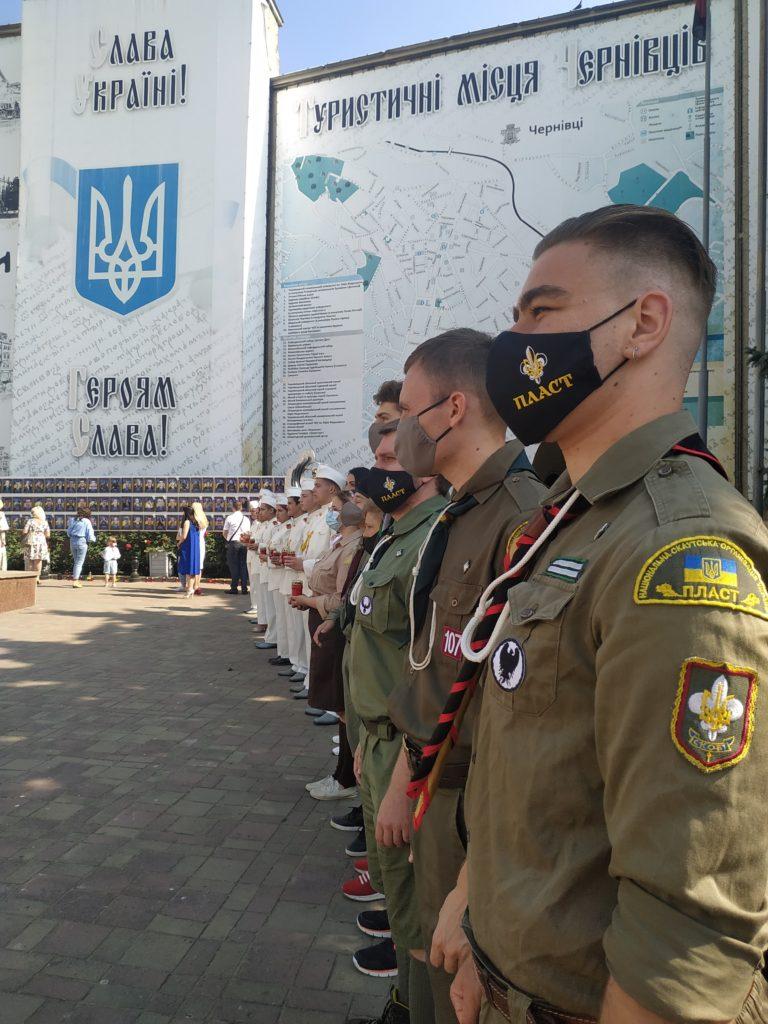 Співробітники БДМУ взяли участь у святі з нагоди Дня Конституції