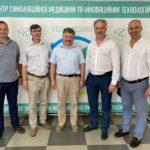 Симуляційний центр БДМУ відвідала делегація Івано-Франківського медуніверситету