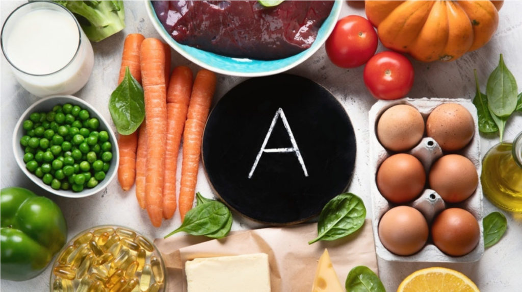 Вітамін А та його значення для організму