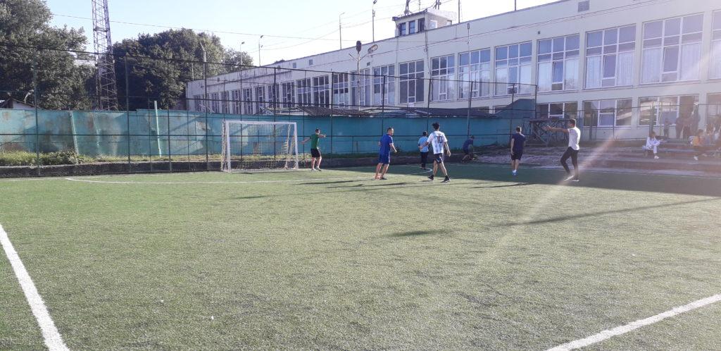 Турнір БДМУ з міні-футболу