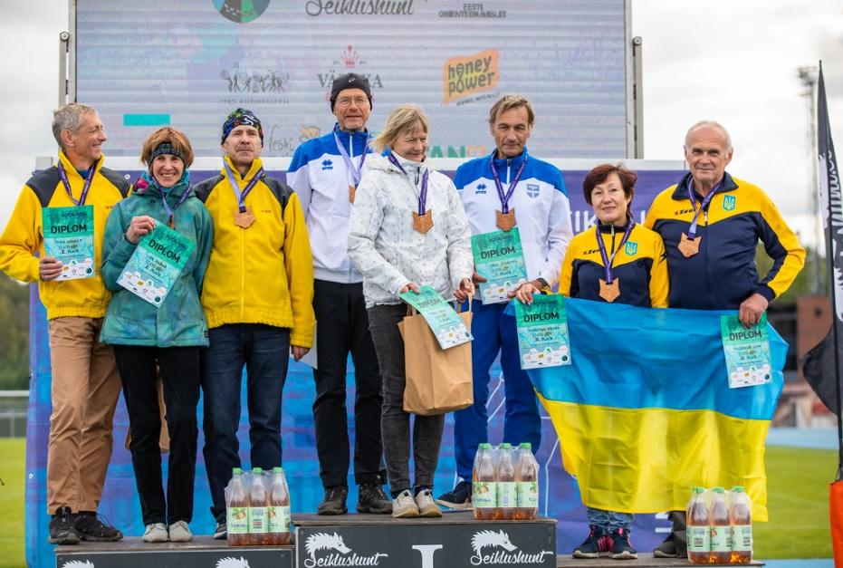 Викладач БДМУ – бронзовий призер Чемпіонату Європи з рогейну