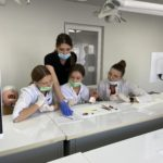 Майстер-клас по позиціонуванню брекетів для майбутніх стоматологів