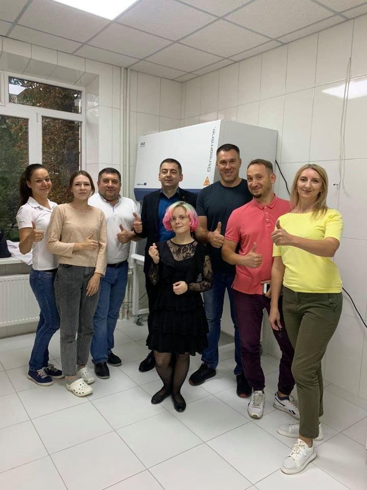 У навчально-науковій лабораторії БДМУ облаштували ПЛР-відділ